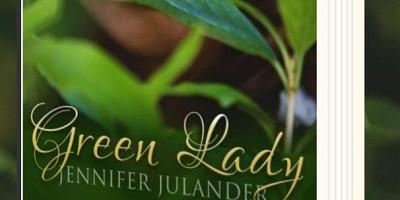 Debut of Green Lady by visiting author Jennifer Julander